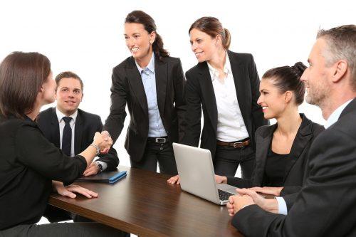 Aide à la création d'entreprise
