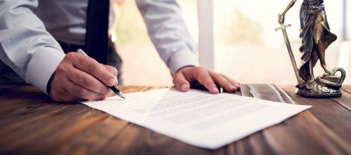 Signature conditions générales de vente