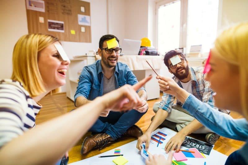 L'intérêt d'un team building