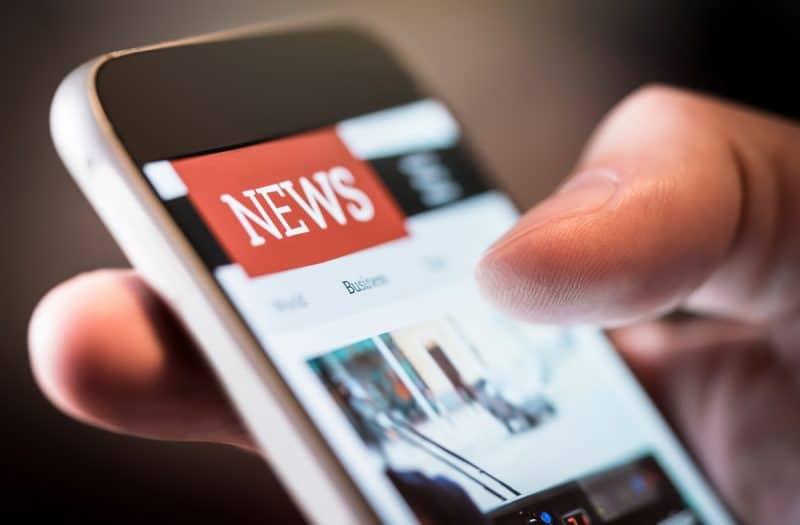La presse en ligne